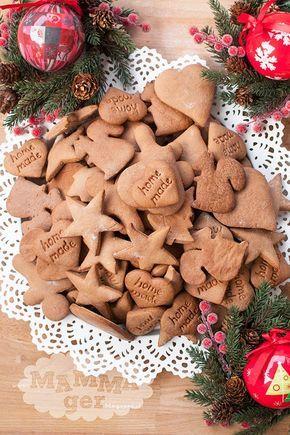 Pierniki: biscotti speziati polacchi - I più buoni del mondo (la ricetta di mamma Jola)