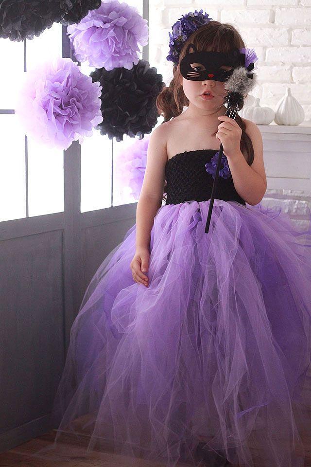 あそび育     グルーガンでとめるだけ! ママ手作りのお姫様仮装で楽しむハロウィン