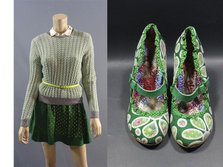 Louisa Clark: a garota de gosto exótico para roupas e sapatos