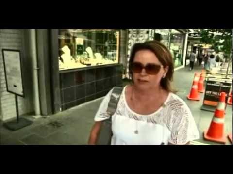 Ashley Church talks about the retail economy on Prime News (2013)
