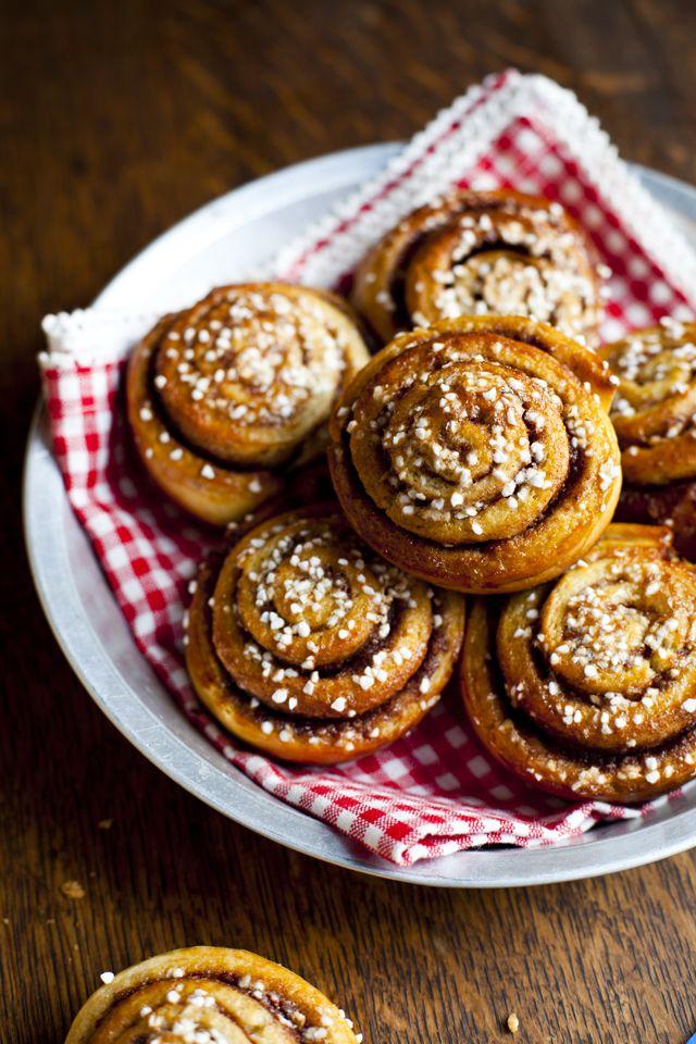 Swedish Cinnamon Buns | DonalSkehan.com