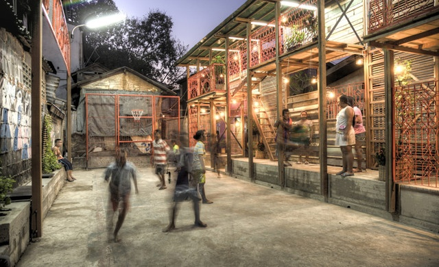 Design with Community in Mind project, in Bangkok
