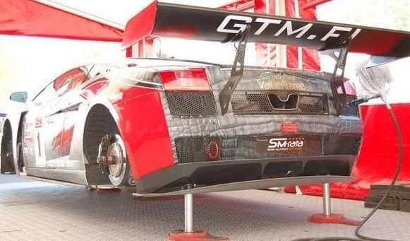 RaceCarAds - Race Cars For Sale » Lamborghini Gallardo GT3