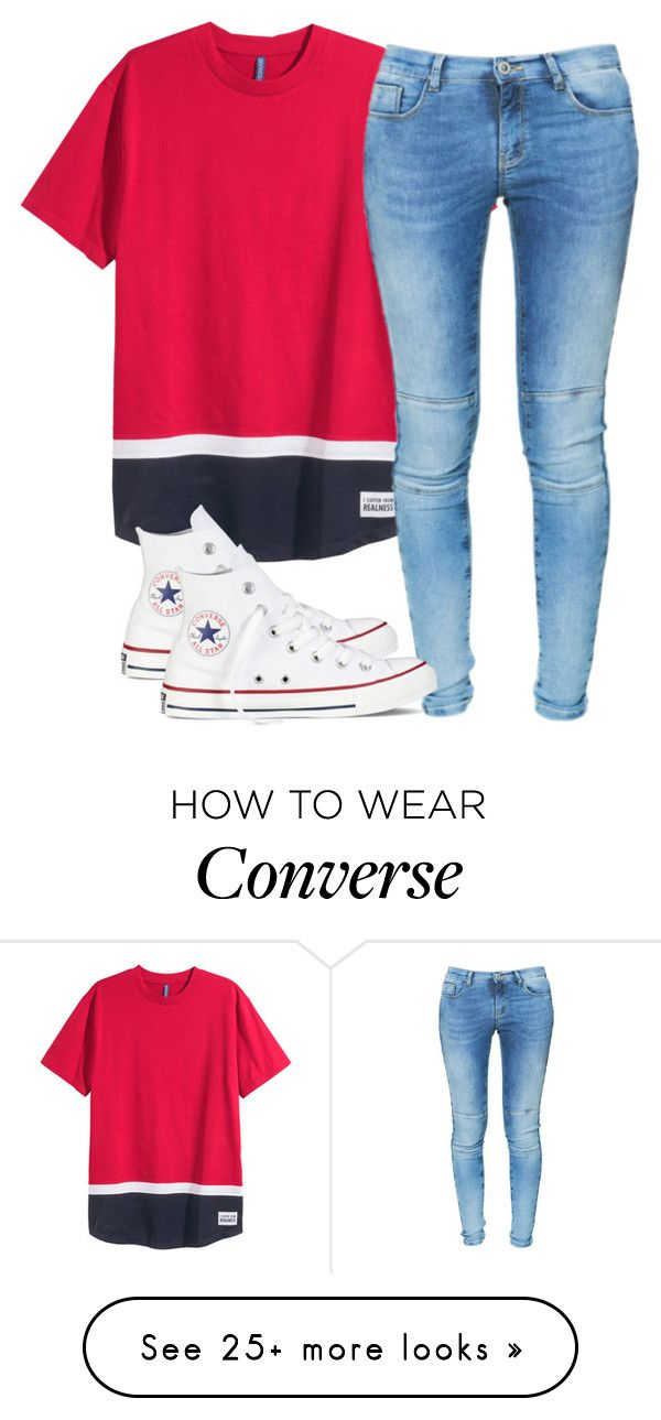 """""""Untitled #2120"""" by dreakagotswagg on Polyvore featuring Zara and Converse"""