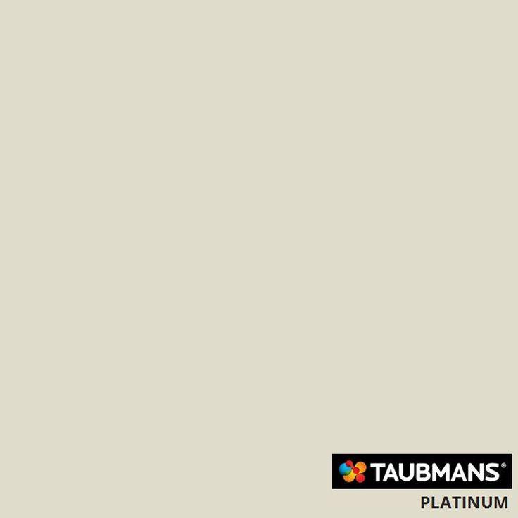 #Taubmanscolour #platinum