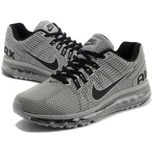 http://www.asneakers4u.com/ Discount 2013 Nike air max mens sneakers grey sz 40 45 Sale Price: $67.10