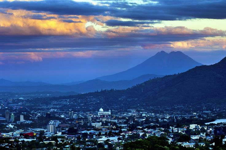 Surrounded by green-tipped volcanoes, San Salvador is handsome compared to some other Central American capital cities. Its leafy suburbs are...