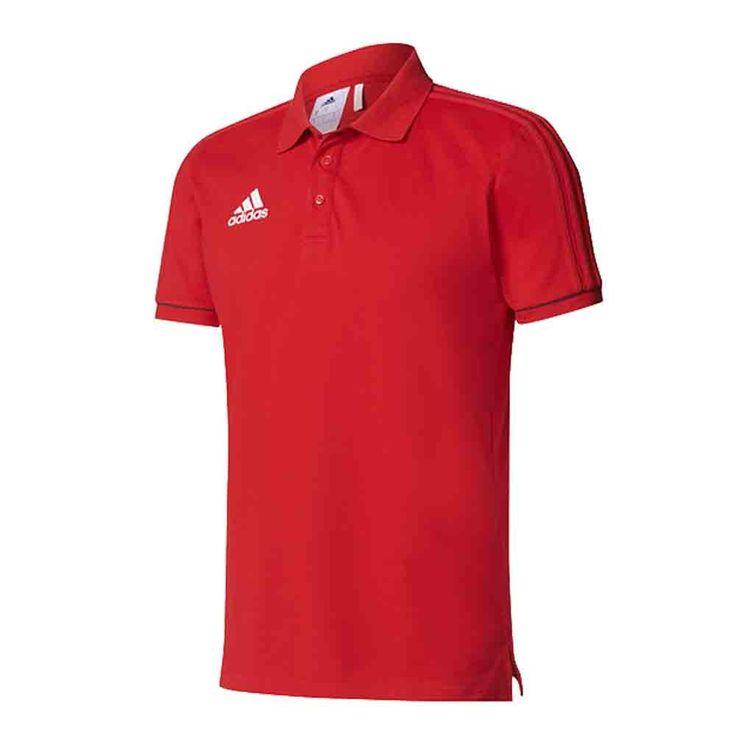Ανδρική μπλούζα Adidas TIRO 17 POLO - BQ2680