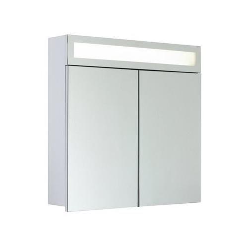 myBATH Spiegelschrank Horizon 70 cm   Spiegelschränke 70 cm breite   MDF Spiegelschränke   Spiegelschränke   Bad   BÄDERIDEEN - Der Online-Shop für Bäder und mehr