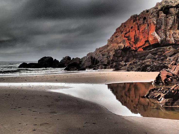 Burnie Tasmania. Cooee beach.