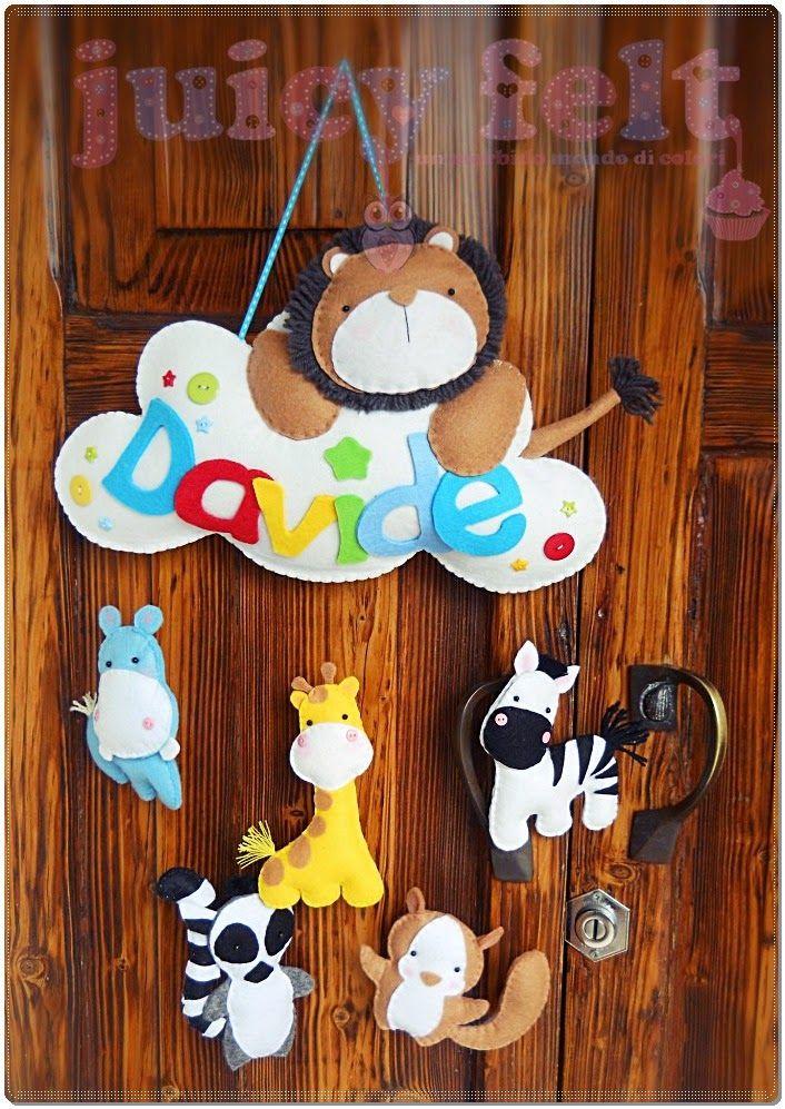 Gli animaletti di Madagascar per Davide