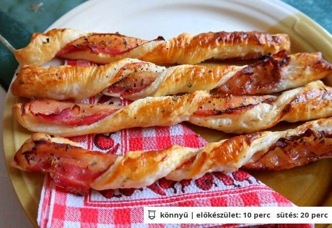 Baconos csavart Timitől