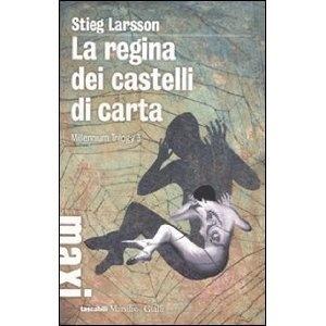 La regina dei castelli di carta. Millennium trilogy: 3: Amazon.it: Stieg Larsson, C. Giorgetti Cima: Libri