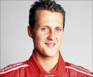 Michael Schumacher Now Communicating With His Family by Fluttering Eyelashes