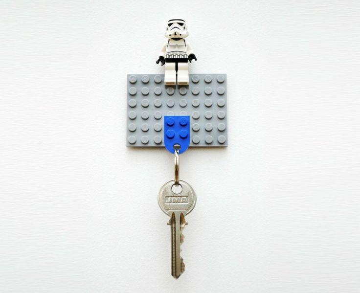 "Smart ""nyckelskåp"""