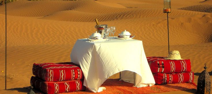 The Morocco desert tour with luxury desert camp in Erg Chegaga dunes is a pre-made private 4 days desert tour that will allow you to spend the 1st night in Zagora and 2 nights in the luxury desert camp in Erg Chegaga dunes.