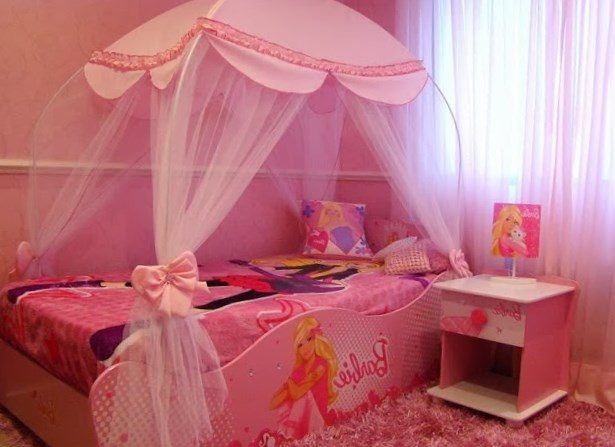 Good Bedroom Decor Barbie La Cameretta Interior Design Architecture And Pics  Photos Barbie Bedroom Furniture Barbie Bedroom In A Box Pink Barbie  Bedrooms Barbie ...