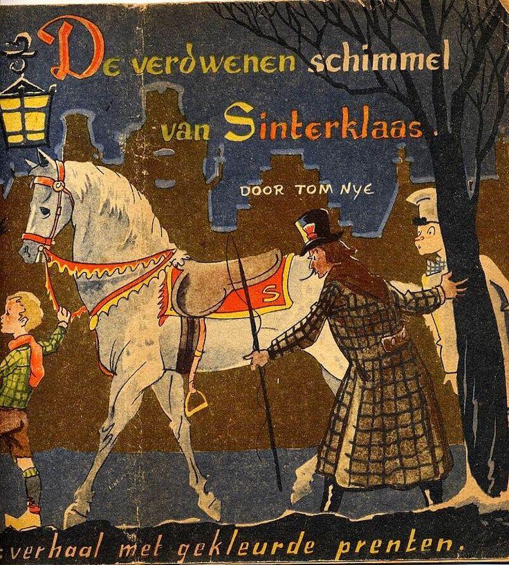 De verdwenen schimmel van Sinterklaas