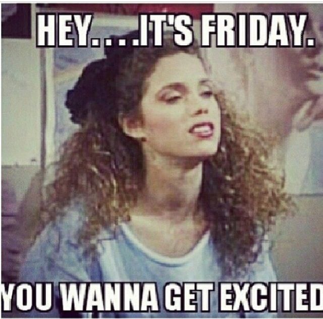 Funny Friday Memes Clean : Lol saved by the bell friday meme funny pinterest