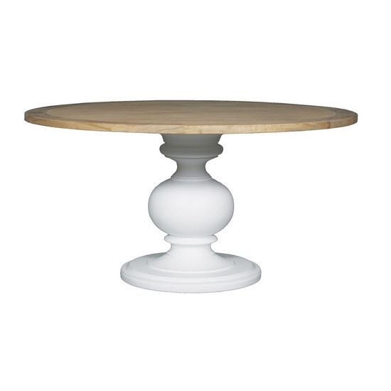1000 ideas about Round Dining Tables on Pinterest  : 172fca6dd1a38cd33099875571cd48c2 from www.pinterest.com size 550 x 550 jpeg 9kB