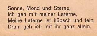 Spannenlanger Hansel-nudeldicke Dirn - Kindrreime 60er www.eichwaelder.de
