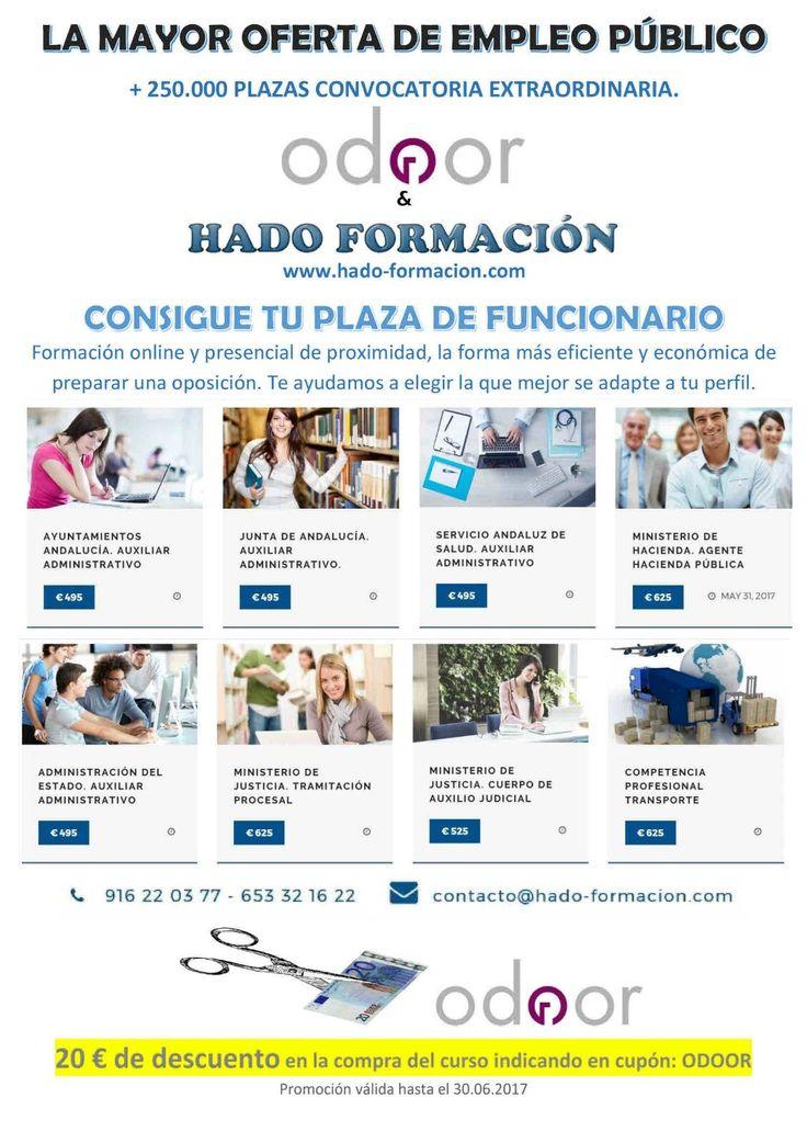 #Oposiciones #auxiliar #administrativo Junta de #Andalucía Oposiciones #SAS auxiiar administrativo clases presenciales #online servicio andaluz de salud
