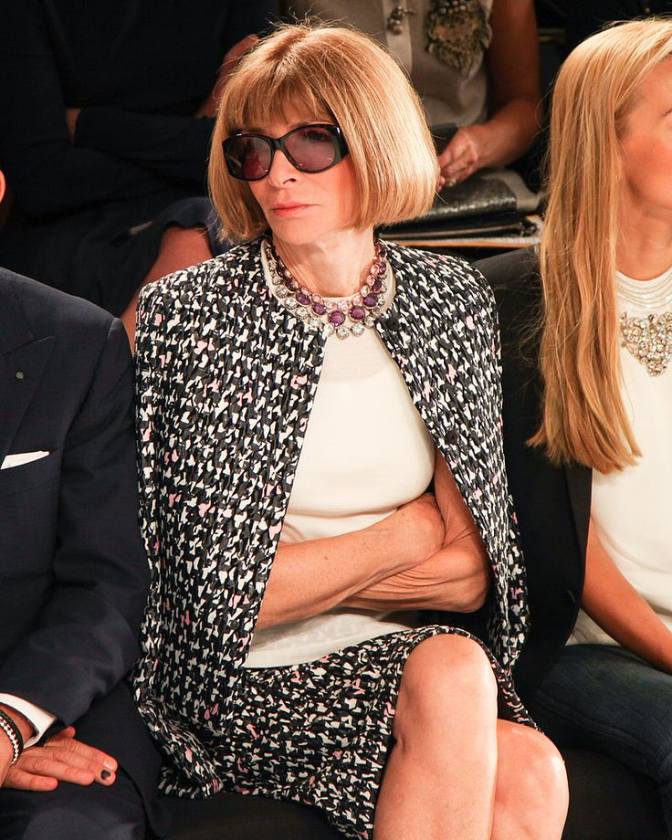 The Met's Costume Institute is going to be renamed after Anna Wintour in May.