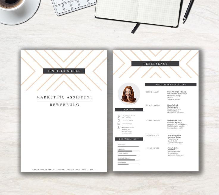 """Bewerbungsvorlage """"Classy Stripes Lite"""" in der Farbe Cream Grey. Professionalität trifft auf Kreativität. Mit der Bewerbungsvorlage """"Classy Stripes Lite"""" stechen Sie aus der Masse heraus. Sie erhalten von uns ein Deckblatt, Anschreiben, Lebenslauf (zwei Seiten) und ein Motivationsschreiben. Die Datei bekommen Sie als fertige Pages- oder Word-Datei inklusive Platzhaltertext mit Hinweisen."""