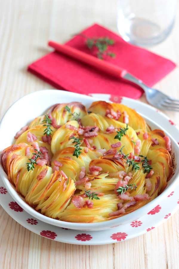 Bonjour les amis :) Voilà une petite recette, qui fait partie du pack à prix promo. Cette recette est un vrai plaisir et je vous la conseille vivement si vous souhaitez vous régaler, sans voir la balance penchée du mauvais côté :) En plus les pommes de...