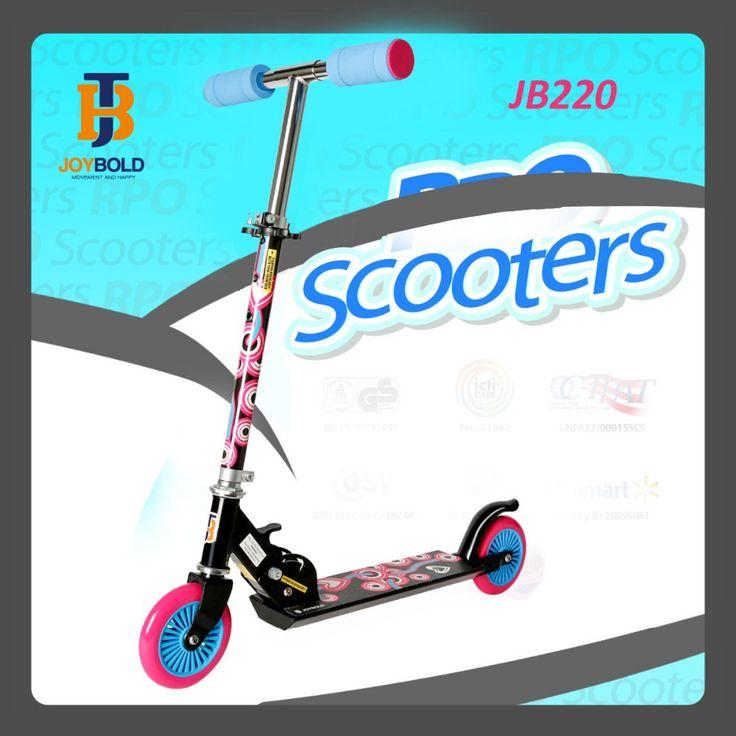 """""""kick scooter, kids 3 wheel scooter, 3 wheeled scooter JB220 (EN71-1-2-3 Certificate)"""""""