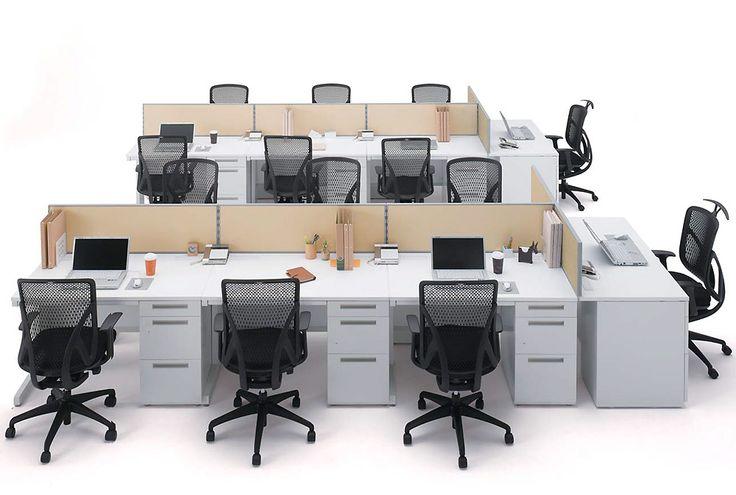 イナバ家具を使用したオフィスイメージ