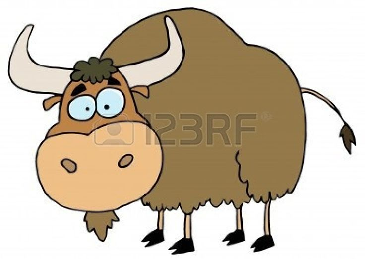 7 best yaks images on pinterest animal drawings art clipart and rh pinterest com cute yak clipart