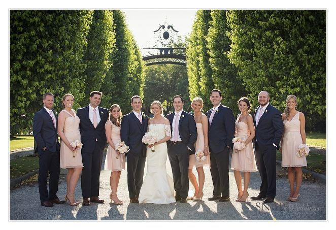 Ochre Court Wedding, Salve Regina, Newport,  © Snap Weddings
