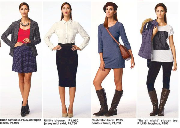 Marks & Spencer offers friendlier prices | Shopping Guide, Lifestyle Features, The Philippine Star | philstar.com