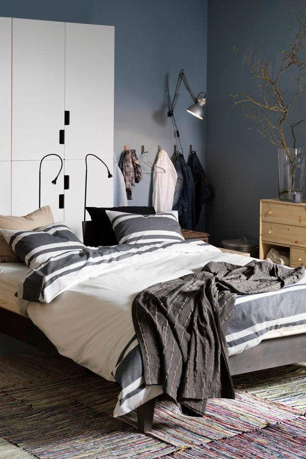 414 best bedrooms images on pinterest for Sleeping room design ideas