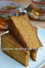 Diah Didi's Kitchen: Bolu Gula Aren