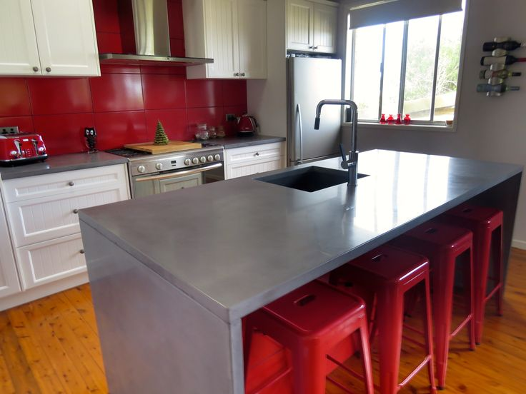 concrete kitchens are us.