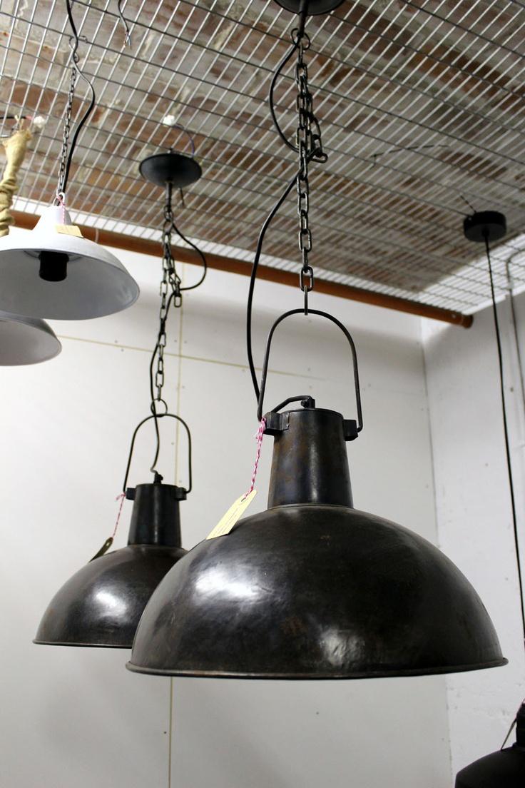 industrial lamp @quipenCo