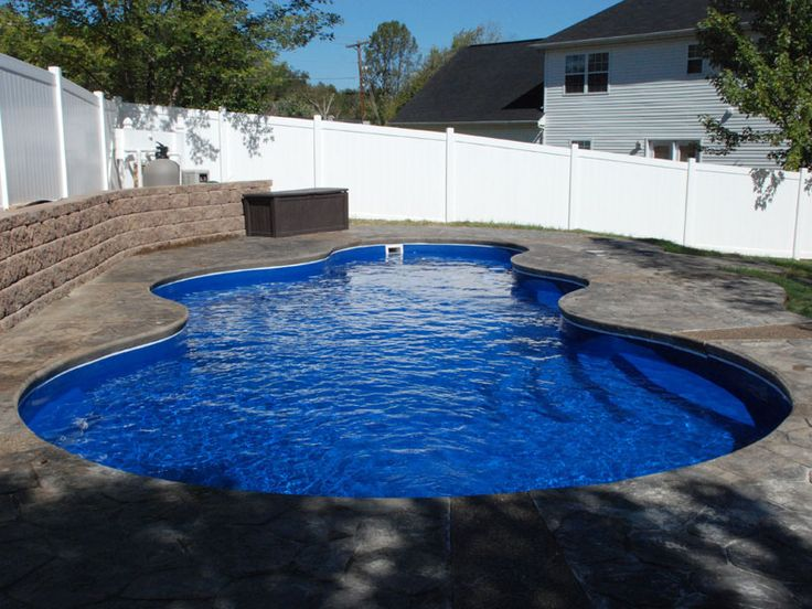 88 best fiberglass pools chattanooga images on pinterest for Fiberglass pool installation