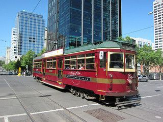 Free City Circle Tram compliments of http://www.flickr.com/photos/terrazzo/6286718784/ If you're visiting the skating rink at the Ice House, it is best not to follow the instructions on their website. The suggested walking route from Spencer