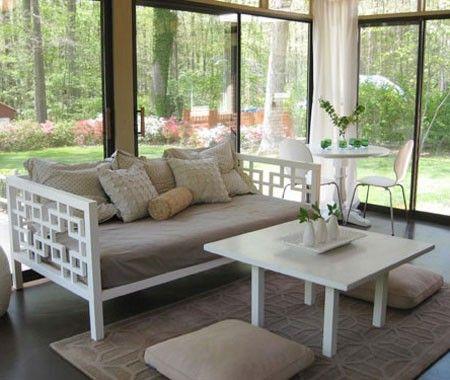 New Full Length Windows for Sunroom