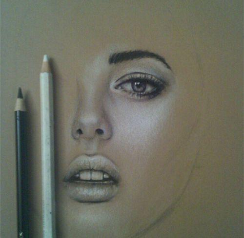 Desenho a lápis