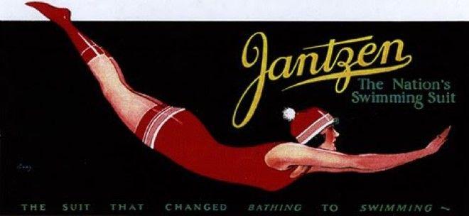 Janzen Swimsuit, il primo vero costume da bagno.