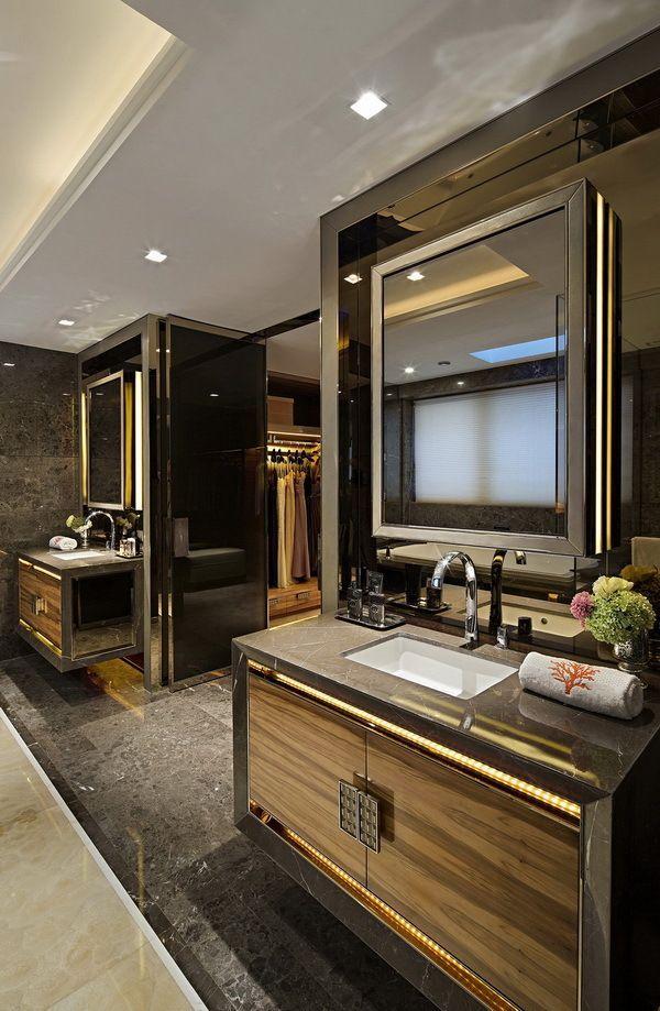 30 Luxurious Living Room Design Ideas: Best 25+ Toilet Design Ideas On Pinterest