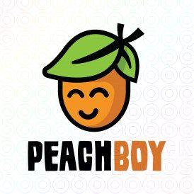 Peach+Boy+logo