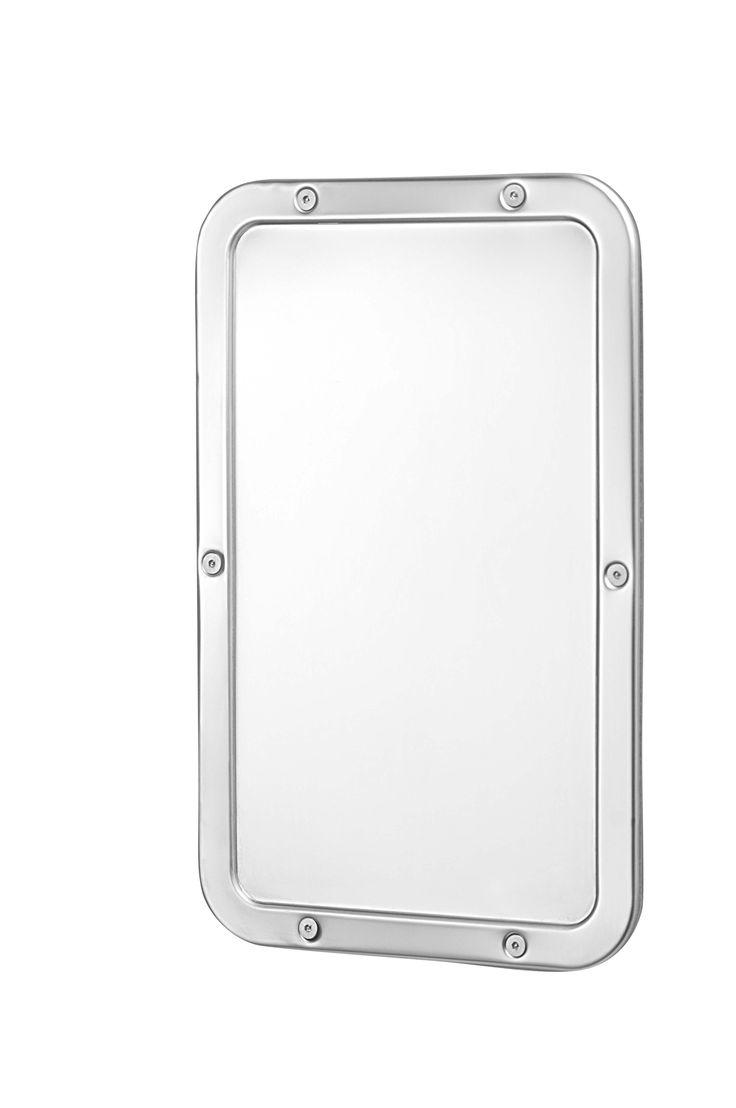 #Specchio rettangolare