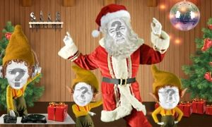 La fabrique du Père Noël