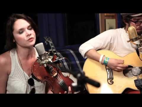 "Honeyhoney - ""I Lost It"" (Live at SXSW 2012)"
