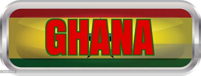 Heraldry,Art & Life: GHANA - ART with National Symbolism