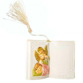 Shiny Book Angel 7cm | online sales on HOLYART.co.uk